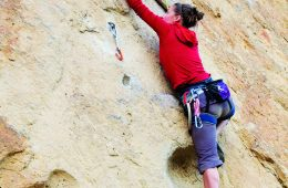 Bucket holds at Smith Rock. Photo: Ammi Midstokke
