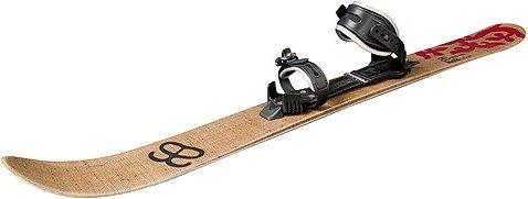 It's a Snowshoe, It's a Ski: Actually, It's a Hok from Altai