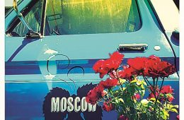 Color study. Photo courtesy Moscow Brewing Co.