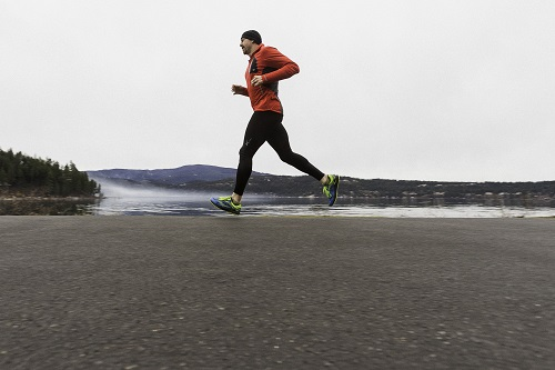 Studies show that long, slow runs (two hours) induce lasting endorphin release and associated feelings of elation.