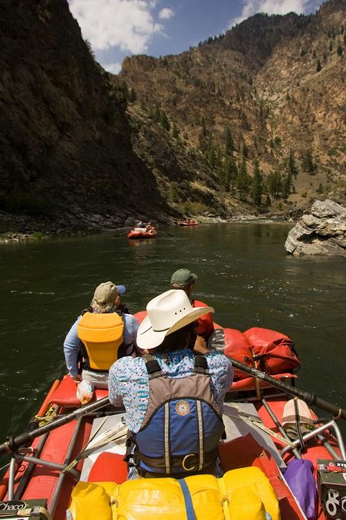 Wilderness Trip Of A Lifetime On Idaho S Salmon River