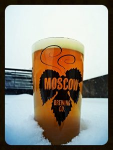 Photo courtesy Moscow Brewing Co.