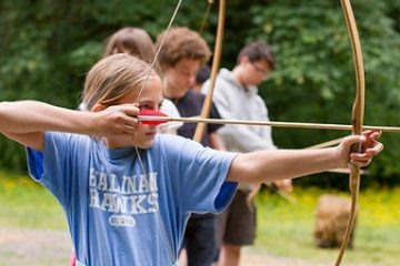 Sessions for Wilderness Survival, Nature Ninjas, and Woodland Archers begin in Sandpoint and Spokane June 16.