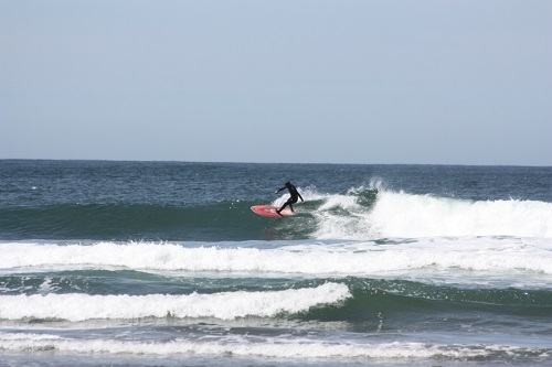 The folks who live and surf along the North Coast have been enjoying this little piece of surf culture paradise for decades. Photo: Lexie Hallahan