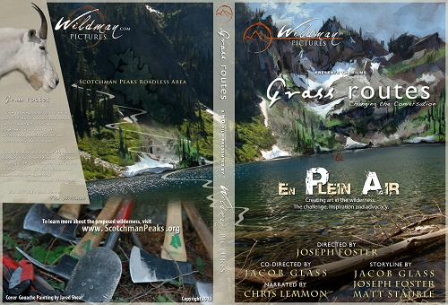 Cover of the Grassroutes DVD