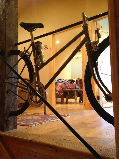 """""""Yes. There is a Mountain Bike Retreat near Whitefish, Montana. Yes. You want to go there."""" Photo: Ammi Midstokke"""