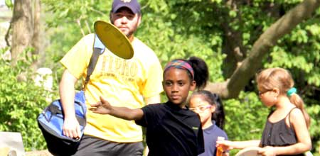 Disk golf is a sport where age is no object and money isn't either.