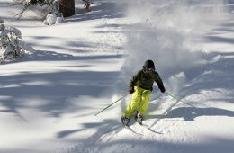 Season pass holders at 49 also get five free tickets to White Pass, three to Mission Ridge, two to Bluewood, and two to Loup Loup. This is pretty unique deal for anyone who likes to venture out and explore some of the region's other ski areas. Photo courtesy 49 Degrees North Ski & Snowboard Resort