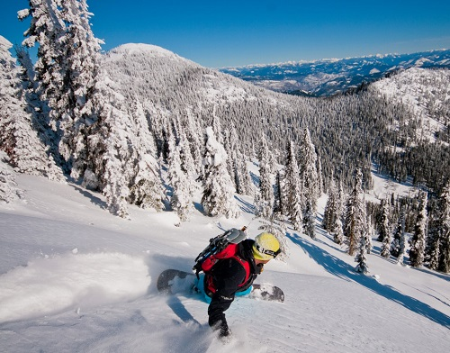Ski smart and ski more this winter. Photo courtesy RED Mountain Resort