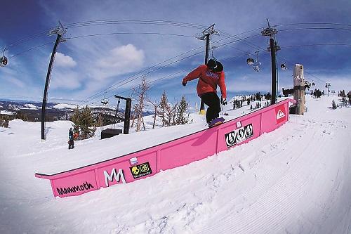 Chuck Schmidt doing what he loves. Photo: Tom Sorenson