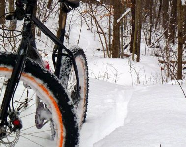 Fat tire rentals are available at Whitewater Ski Resort in Nelson, B.C. for riders to explore the five kilometers of new multi-use trails in the Nordic center.