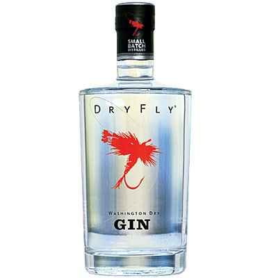 Who doesn't like Dry Fly gin?