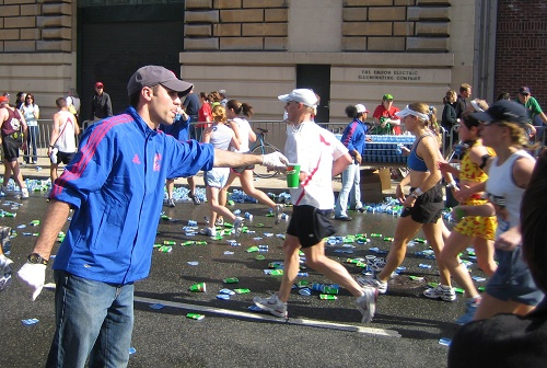 Good runners race as often as they can, and race day adds excitement and motivation to your marathon training journey.