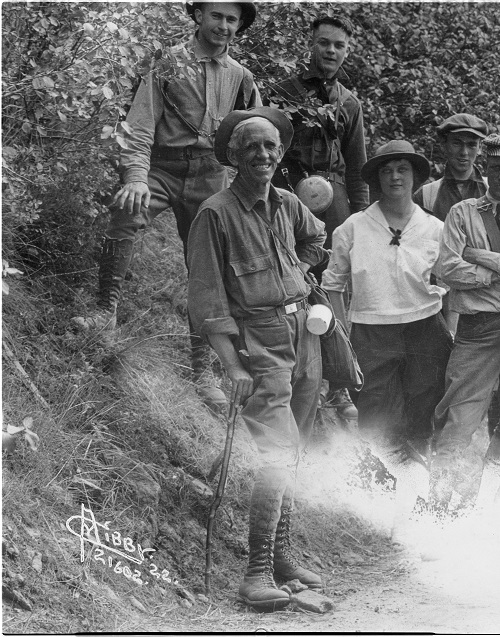 In 1921 the Spokane Walking Club changed its name to the Spokane Mountaineers Club.
