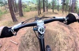 """""""Right now we have five different trails that are in progress, including a downhill trail and a new cross country singletrack that will be more advanced and technical."""""""