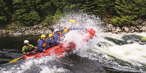 Rafting the Lochsa — an Inland NW Recreation Right of Passage