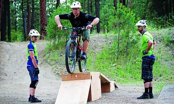 Intermediate-Mountain-Bike-Skills-Class