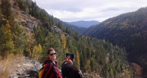 Lost in the Kettle River Range