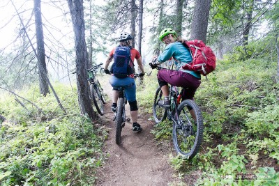 Photo courtesy of Kootenay Mountain Bike Coaching