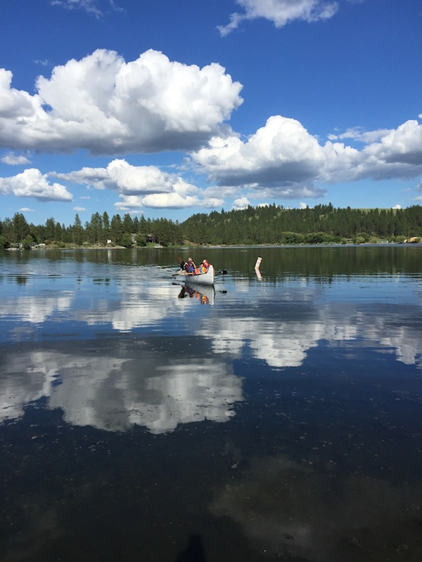 The Beautiful Simplicity of Lake Canoeing | Out There Outdoors
