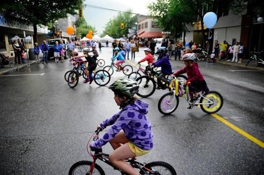 Photo courtesy of Nelson Fat Tire Festival.