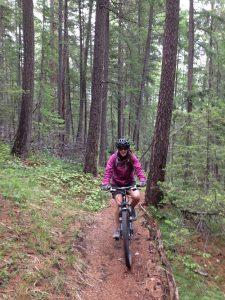 Mountain biking and hiking trails surround Kimberley, B.C. Photo: Derrick Knowles