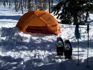 Camp on Barnaby Saddlesm