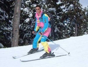 Retro Day at Mt. Spokane. Photo courtesy of Mt. Spokane Ski & Snowboard Park