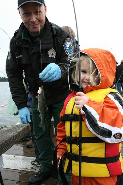 Photo courtesy of Washington Department of Fish and Wildlife.