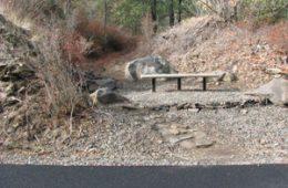Fish Lake Trail Bench