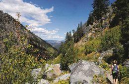 Photo of Leavenworth by Bradley Bleck.