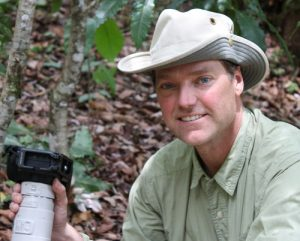 Award-winning wildlife photographer Paul Bannick. Photo courtesy of Paul Bannick