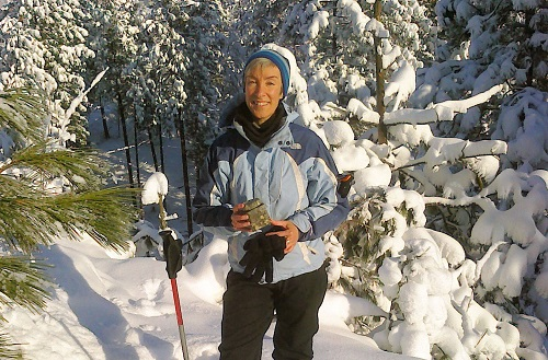 Cache Advance co-founder Lisa Breitenfeldt will be offering three free geocaching clinics