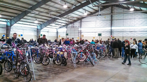 Photo courtesy of The Spokane Bike Swap.
