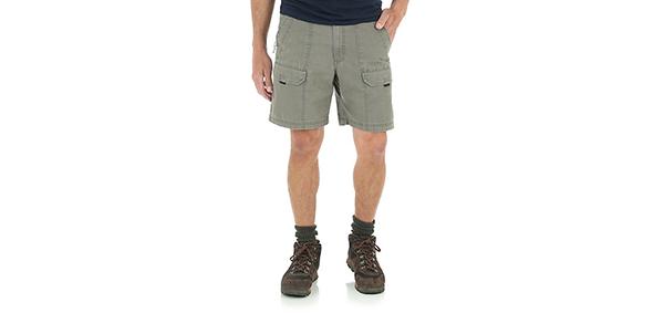 Photo of Wrangler outdoor apparel.