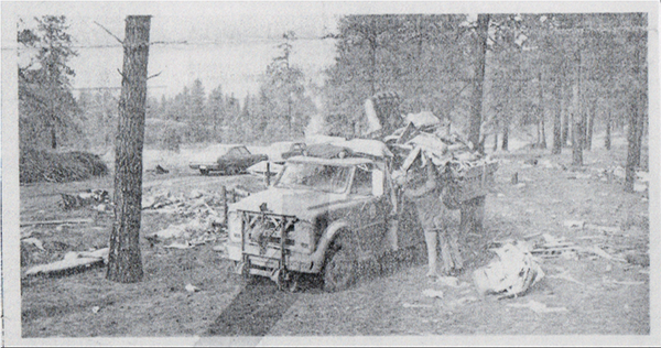 Photo of People's Park courtesy of Spokane Historical.