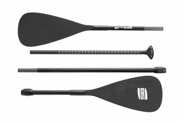 Photo of Switchblade SUP, kayak, and canoe paddle.