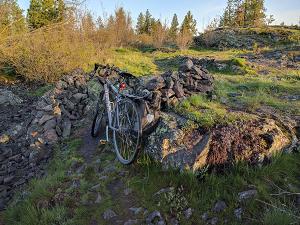 Photo of bike by Hank Greer.