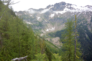 Photo of North Cascades courtesy of Conservation Northwest.