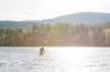 Paddleboarding at Jimsmith Lake. Photo by Aaron Theisen.
