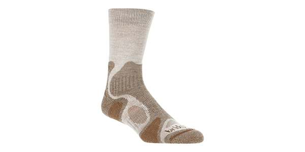 Photo of Bridgedale Trailblaze hiking socks.