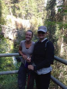Photo of Leah Hillbrand and Sierra Jo Sans courtesy of Sierra Jo Sans.
