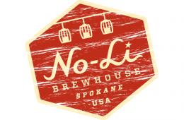 Photo of No-Li Brewhouse logo.