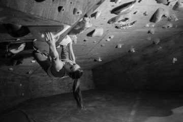 Photo courtesy of The Bloc Yard Bouldering Gym.
