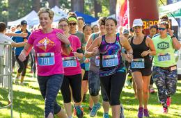 Photo courtesy of the Happy Girls Run.