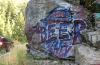 Photo of Beer Rock by Derrick Knowles.