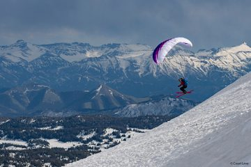 Photo courtesy of Warren Miller Entertainment.