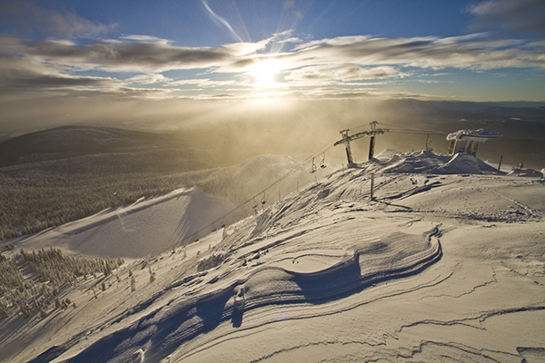 Photo courtesy of Big White Ski Resort.