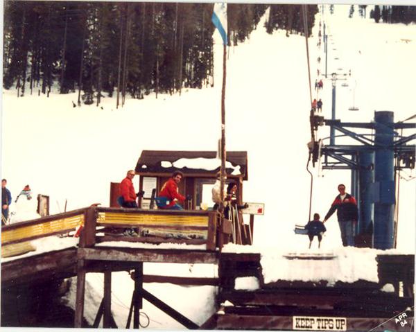 Jackass Ski Bowl