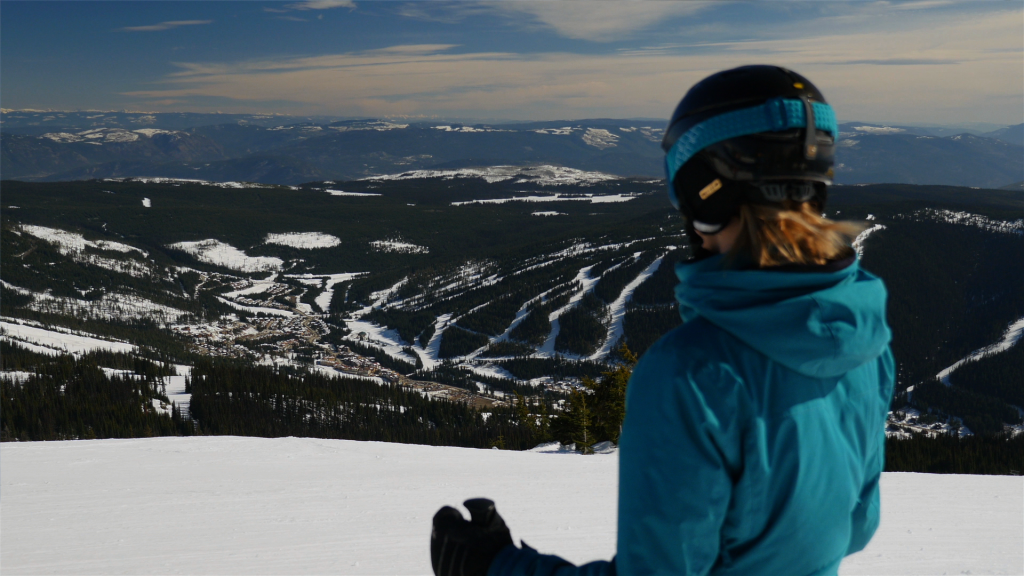 Sun Peaks Resort is BC's second-largest ski area (Photo: SnowSeekers)